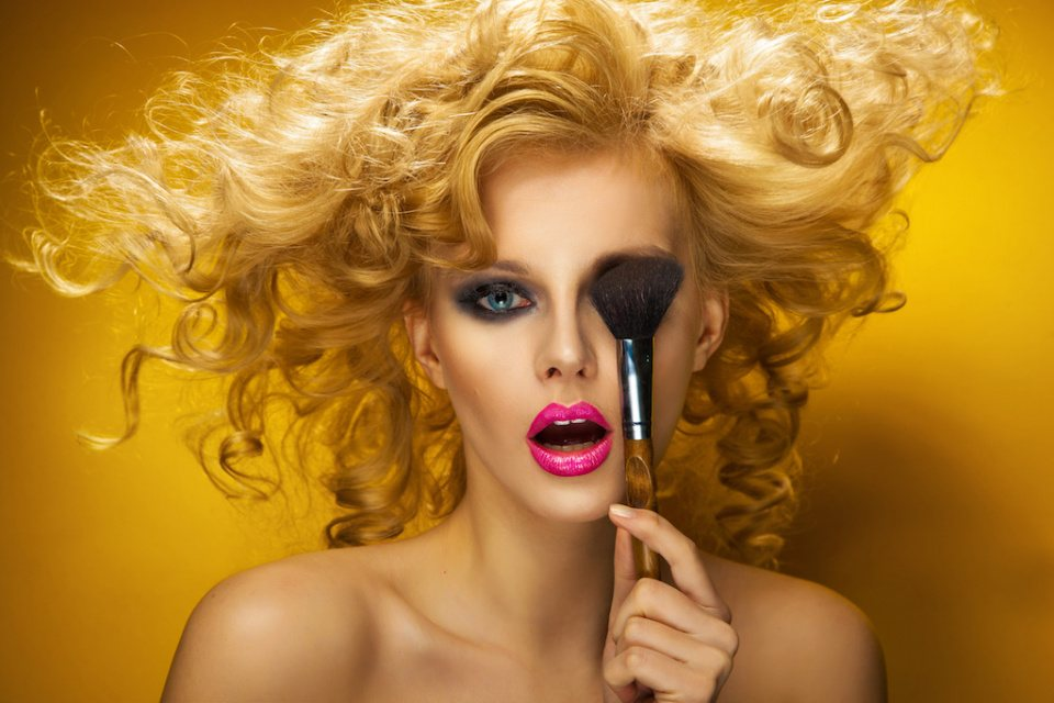 Визаж и макияж читать i